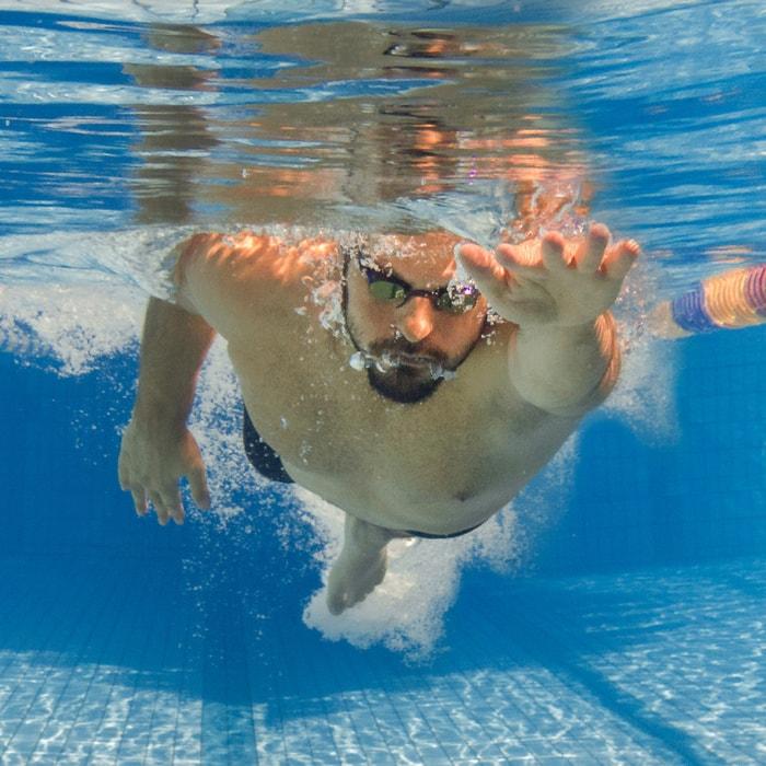 Technikanalyse Schwimmen Laufen München